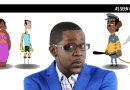 Press Release: Churchill; Kenyan, Central and East African comedy juggernaut joins My Child: Teenage Mutant Azanians in their Pan-African pursuits.