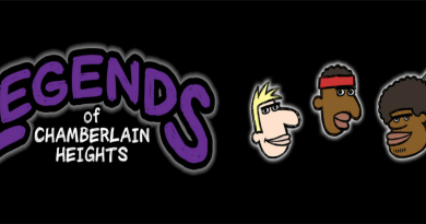 """Review: Legends of Chamberlain Heights """"Legends of Lockup"""""""