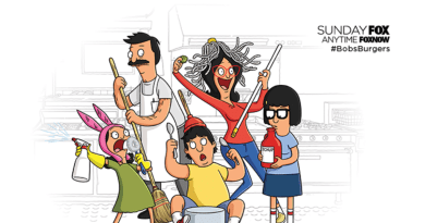 "SDCC2017: ""Bob's Burgers"" Season Eight Premiere Looks Killer"