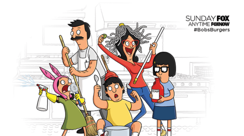 "Preview Pics: Bob's Burgers ""The Wolf of Wharf Street"""