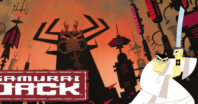 """Samurai Jack"" Comics Returning This Fall"