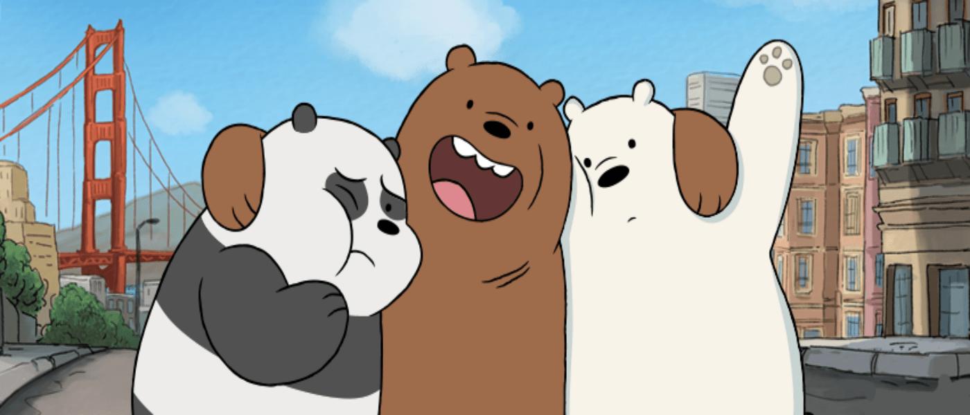 """Review: We Bare Bears """"Ranger Games"""""""