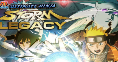 Naruto Ultimate Ninja Storm Legacy Announced For Release