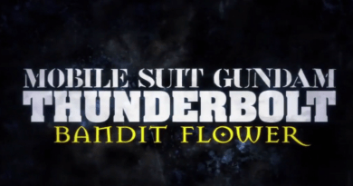Mobile Suit Gundam Thunderbolt: Bandit Flower Gets English Dubbed Trailer And AnimeNYC Premiere