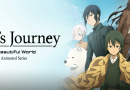 "English Dub Review: Kino's Journey -the Beautiful World- ""Ship Country"""