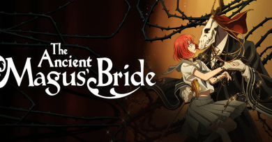 """English Dub Review: The Ancient Magus' Bride """"You can't make an omelet without breaking a few eggs"""""""