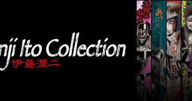 "English Dub Review: Junji Ito Collection ""Collection No. 068: Souichi's Convenient Curses / Collection No. 090: Hellish Doll Funeral"""