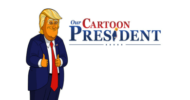 "Review: Our Cartoon President ""Wealth Gap"""