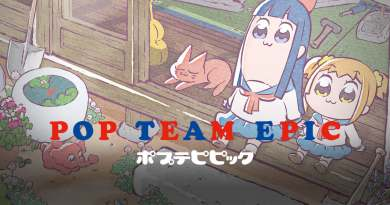 """English Dub Review: Pop Team Epic """"Dancing with a Miracle"""""""