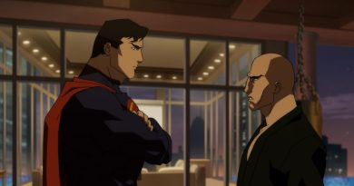 Out Now On Blu-Ray/DVD: The Death of Superman