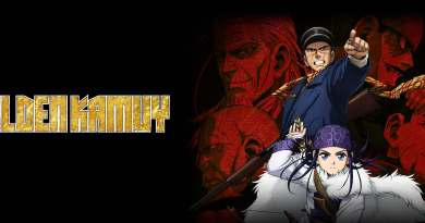 "English Dub Review: Golden Kamuy ""Grim Reaper"""