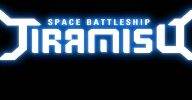 "ENGLISH DUB REVIEW: SPACE BATTLESHIP TIRAMISU ""FLY IN SPACE/NAKED DANCE"""