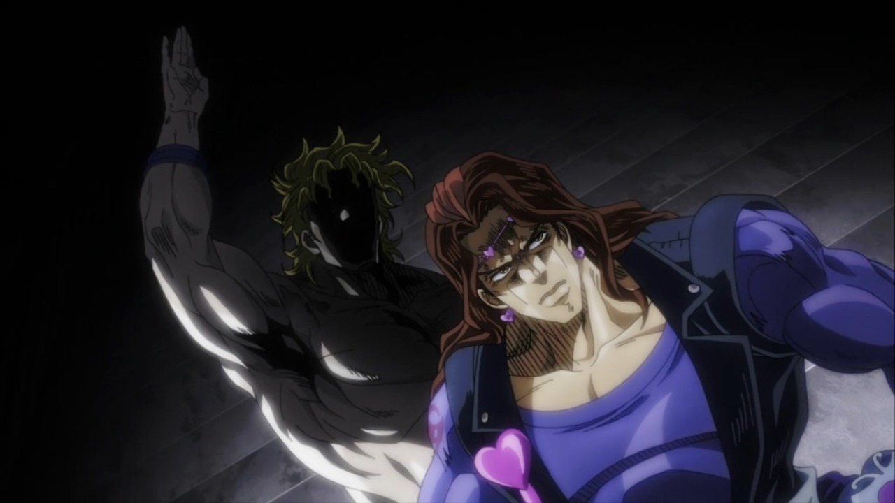 English Dub Review: Jojo's Bizarre Adventure: Stardust Crusaders