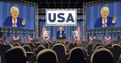 DVD Review: Our Cartoon President Season One With World Class Amenities