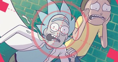 Comic Review: Rick and Morty #41