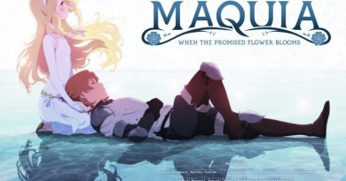 English Dub Review: Maquia-Where the Promised Flower Blooms