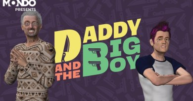 "Review: DADDY & THE BIG BOY ""Inheritance"""