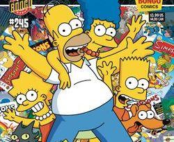 Comic Review: Simpsons Comics #245