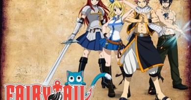 "English Dub Review: Fairy Tail ""Avatar"""