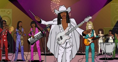 """Review: Mike Judge Presents: Tales From The Tour Bus """"Rick James Pt. 2"""""""