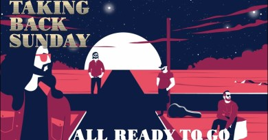 """Taking Back Sunday Is """"All Ready To Go"""" In New Animated Video"""