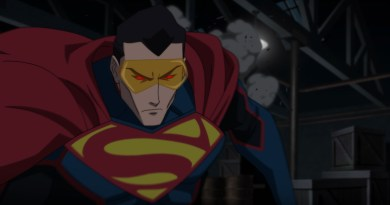 "Eradicate This New ""Reign of the Supermen"" Clip"