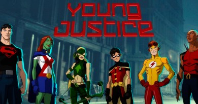 "DC Universe Teases New Episodes of ""Young Justice: Outsiders"""