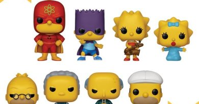 "Funko Announces ""The Simpsons"" Toys Ahead Of Marc Maron Guest Appearance"