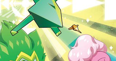Comics Review: Steven Universe #26