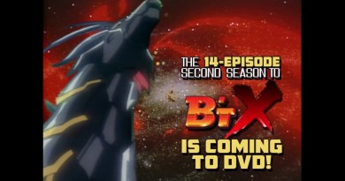 Home Release Preview: B't X Neo Season Two English Dub