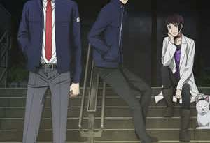 """English Dub Review: Midnight Occult Civil Servants """"Old Coyote and the Garden of Falling Stars"""""""