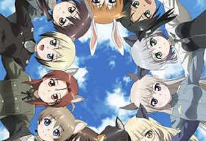 "English Dub Review: Strike Witches: 501st JOINT FIGHTER WING Take Off! ""501st, You Can't Fly Anymore?"""