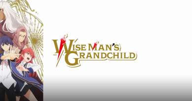 """English Dub Review: Wise Man's Grandchild """"Let's Go to Camp!"""""""