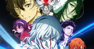 English Dub Review: Bungo Stray Dogs: Dead Apple