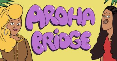 "Review: Aroha Bridge ""Marae Mysteries"""