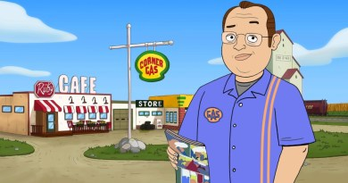 """""""Corner Gas Animated"""" Q&A: Creator Brent Butt Discusses Season Two"""