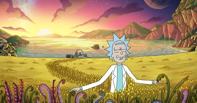 "First Stills For ""Rick and Morty"" Season Four Released"