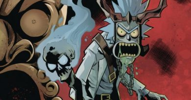 Comic Review: Rick and Morty vs Dungeons & Dragons Chapter II: Painscape #2