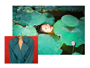 Disorient Collage ft photography by Inez and Vinoodh and the late Ren Hang