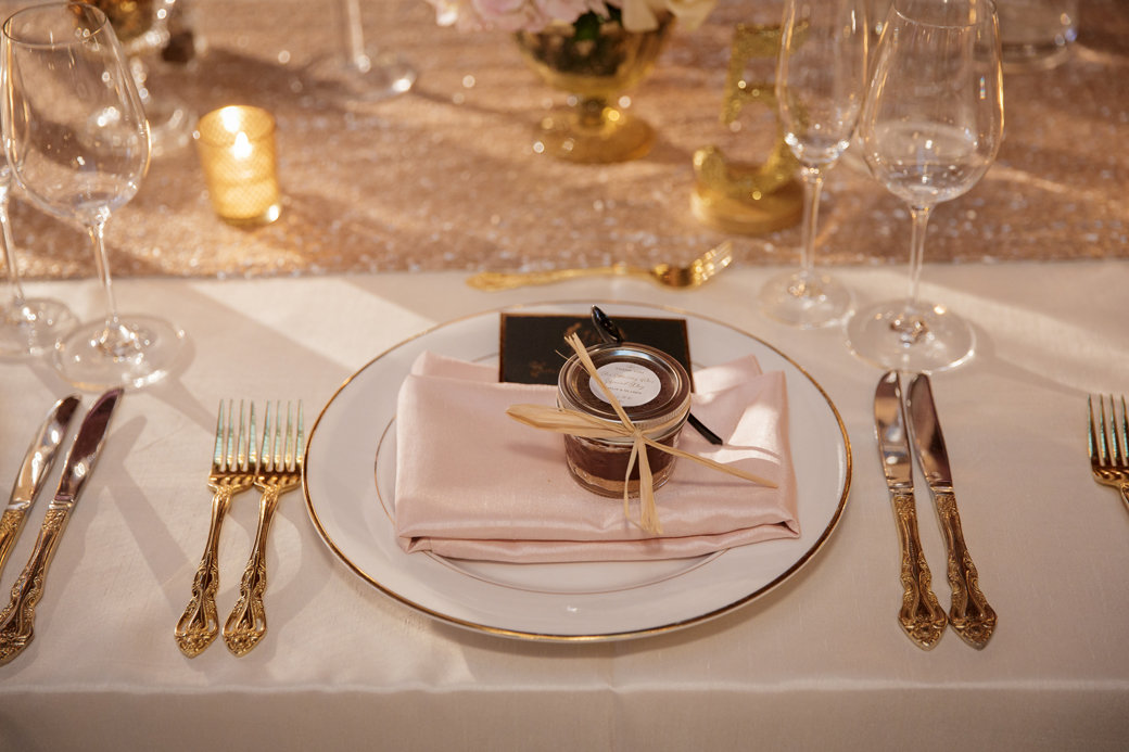Wedding Favors   Smores   Cafe Brauer   Chicago Wedding   Bubbly Moments