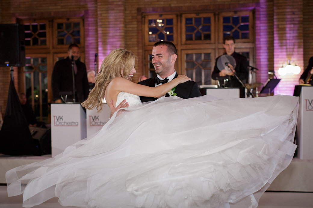 First Dance   Cafe Brauer   Chicago Wedding   Bubbly Moments