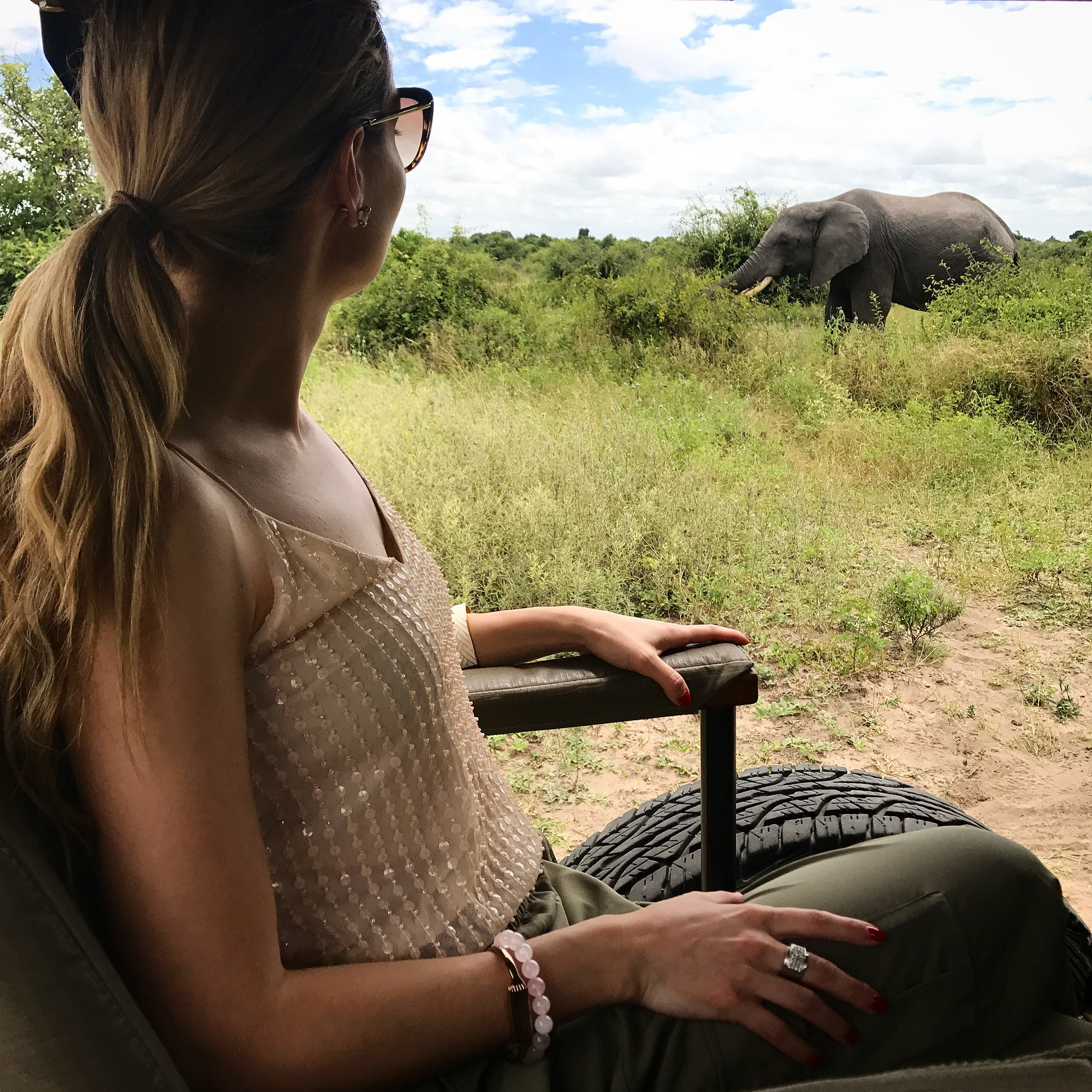 Safari | Botswana | Chobe National Park | Sanctuary Chobe Chilwero Camp | Bubbly Moments