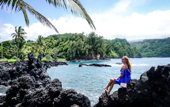 Keanae Peninsula | Driving the Road to Hana | Maui | Hawaii | Bubbly Moments