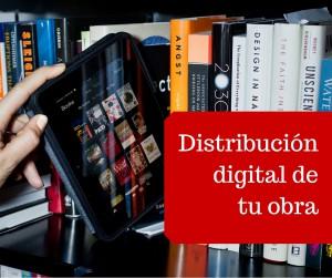 Distribución digital para tu libro con el Pack Digital