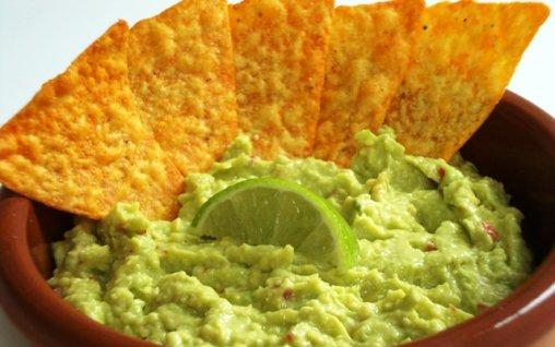 Guacamole (Pate de avocado) - Pas 4