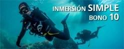 Inmersión SIMPLE - Bono 10
