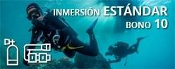 Inmersión ESTÁNDAR - Bono 10