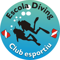 Logo Escola Diving