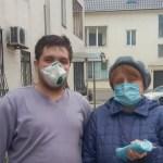 Волонтер Владислав Перепеченко: «Буча розквітає!»