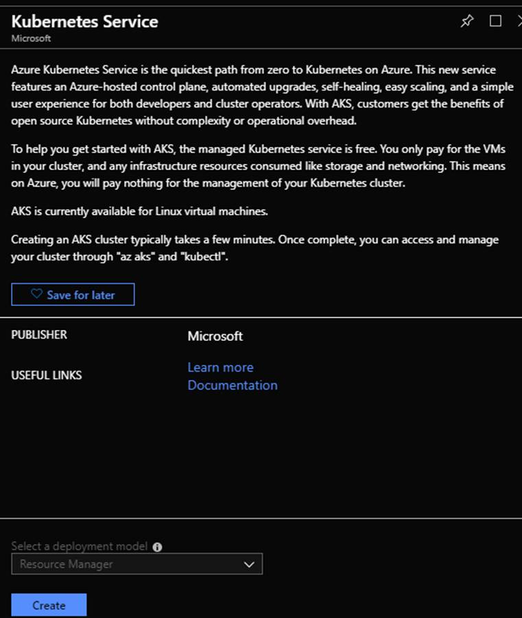 Getting Started with Azure Kubernetes Service (AKS